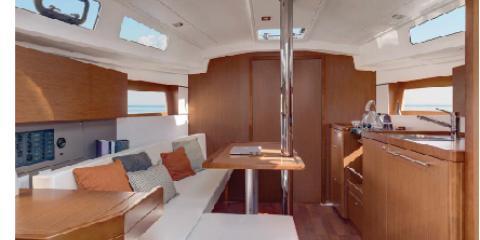 yacht salon