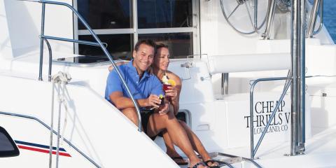 couple on Moorings 3900 rear