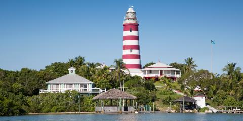 Bahamas lighthouse