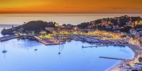Port Soller, Mallorca