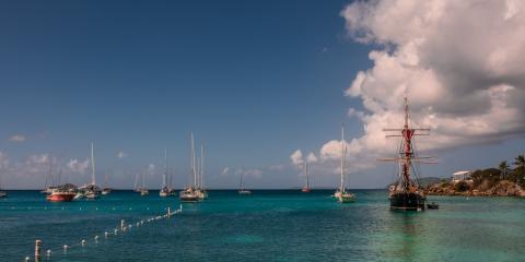 Druif Bay St. Thomas USVI