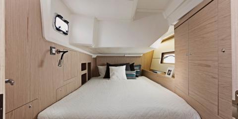 Moorings 46 Cabin Interior