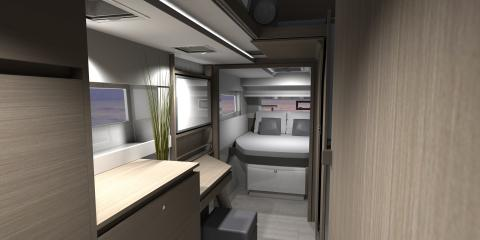 Moorings 4200 3 Cabin