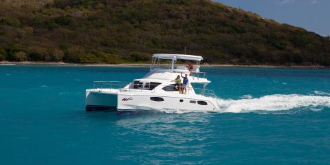 Moorings 393 PC starboard