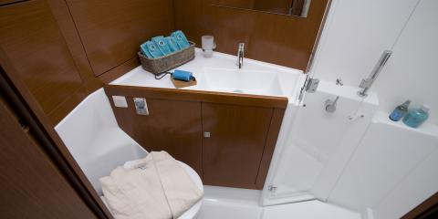 Moorings 45.3 interior