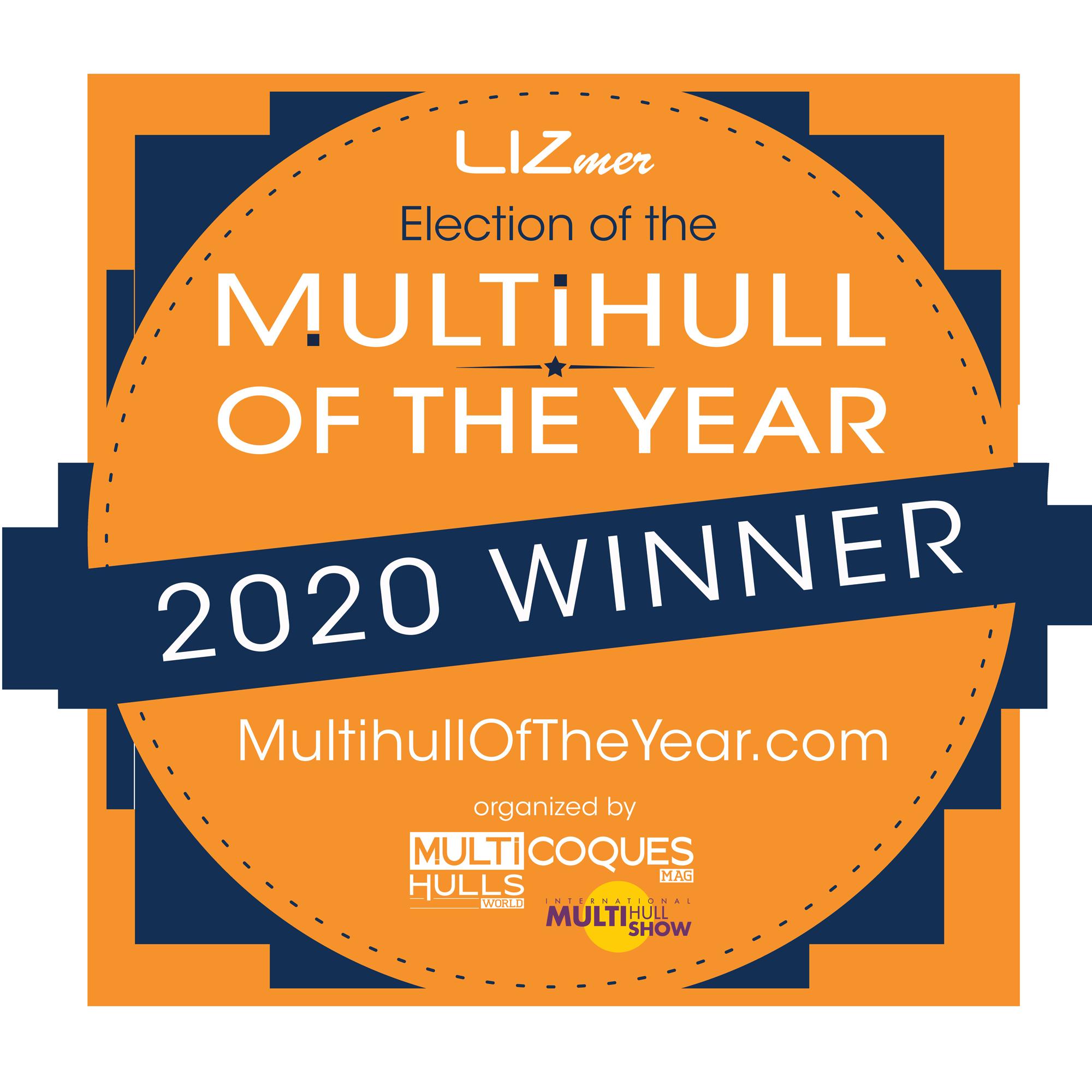 Multihull of the Year 2020 Winner