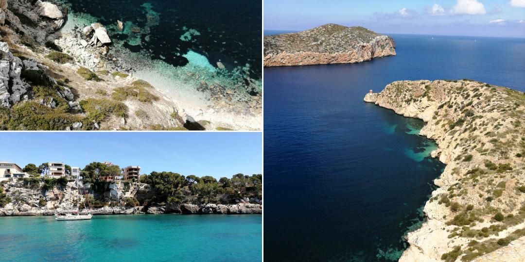 Les plages de Majorque