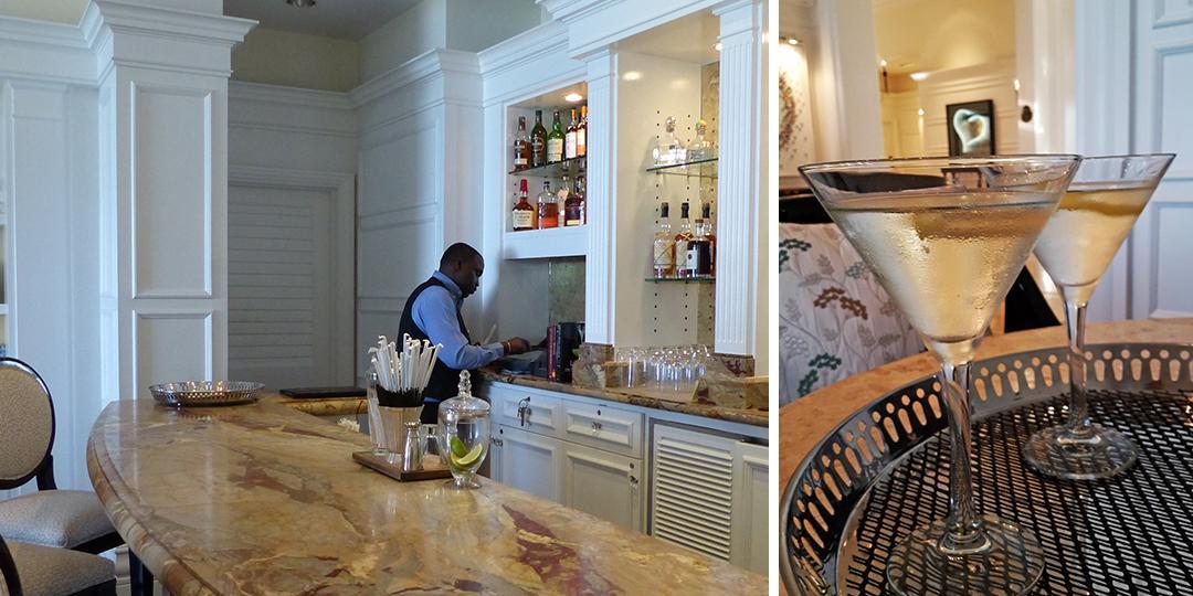 James Bond Drehort Martini Bar, Nassau, Bahamas