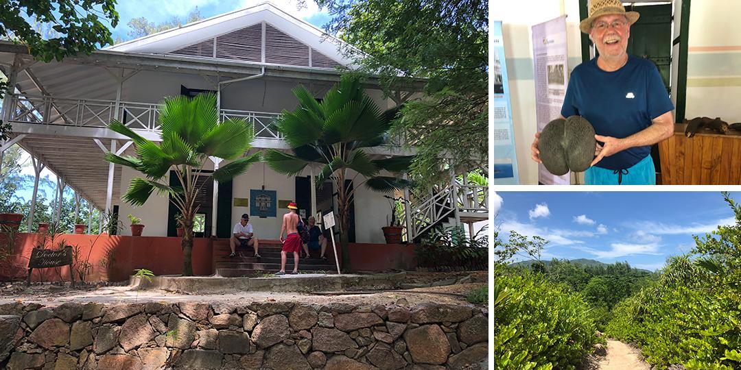 Sehenswürdigkeiten auf einer Seychellen Yachtcharter