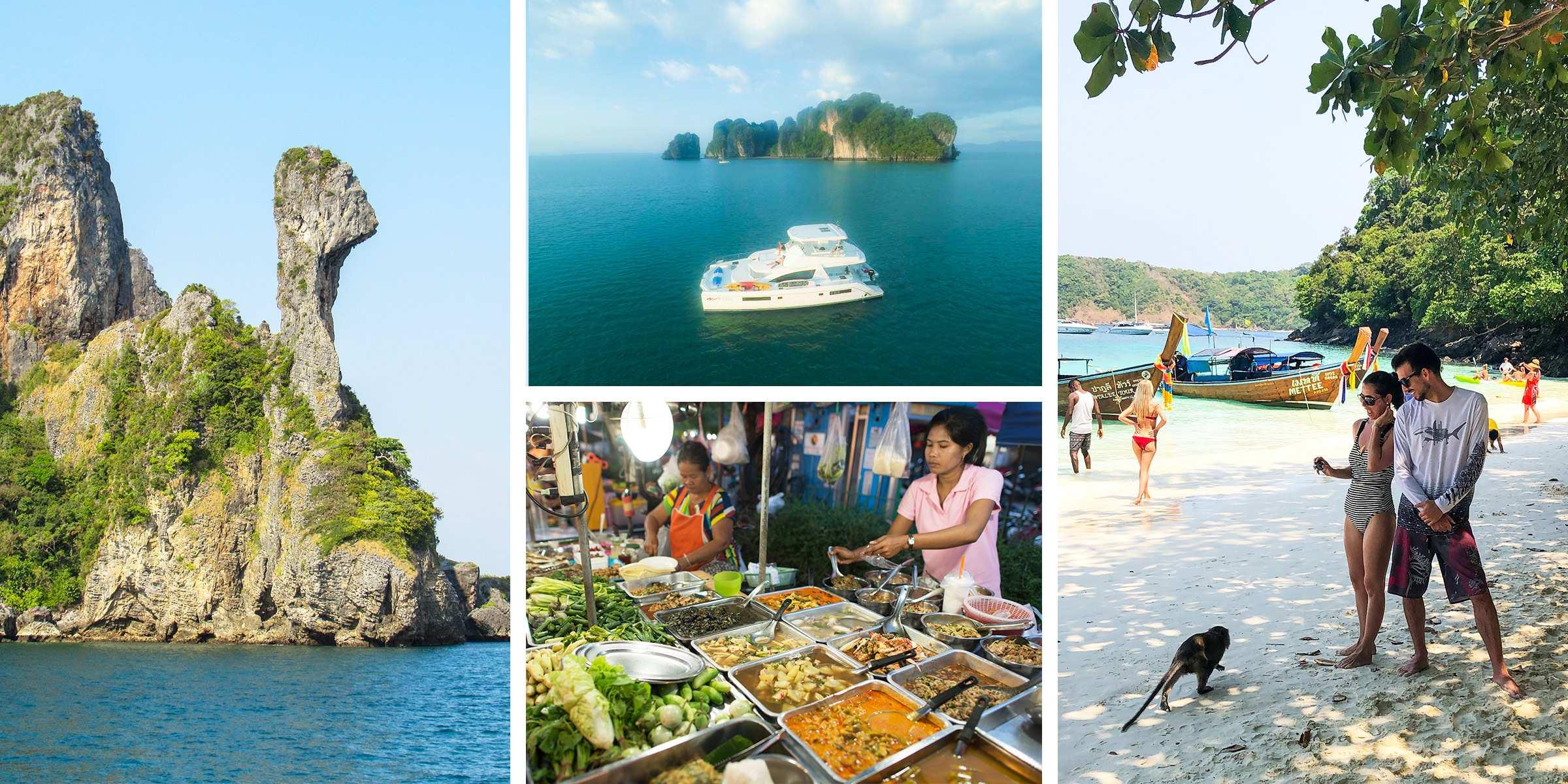 Thailand Chicken Island